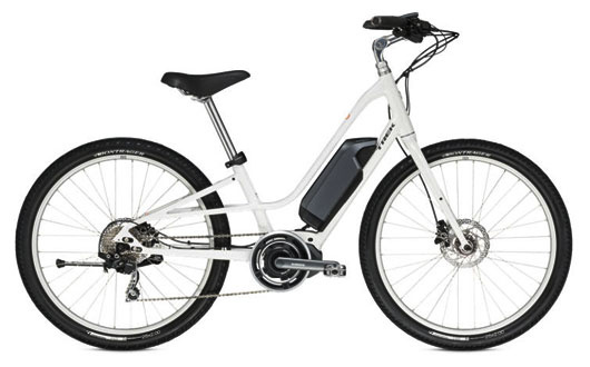 Lift+ Lowstep Electric Assist Bike